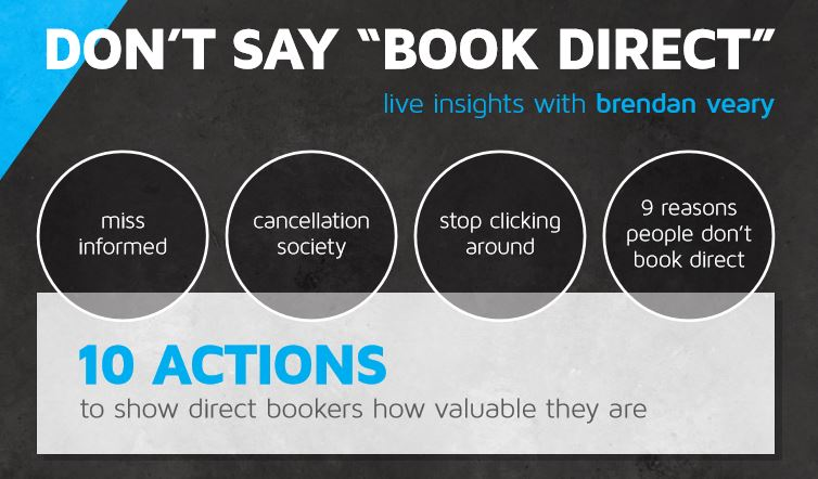 10 Actions to Show Direct Bookers How Valuable They Are Blog Banner