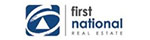 First National Real Estate Logo